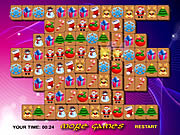 Christmas Mahjong 2011 Play Free Games Online At 80r Com