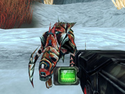 Alien Planet 3D Shooter