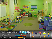 Baby Room Hidden Objects