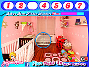 Baby\'s Room Hidden Numbers