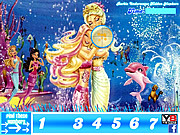 Barbie Underwater Hidden Numbers