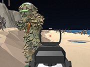 Beach Assault GunGame Survival