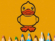 BTS Ducks Coloring Book