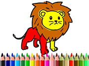 BTS Lion Coloring Book