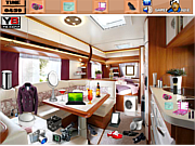 Caravan Interior Objects