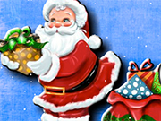 Christmas Santa Claus Coloring