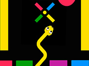 Color Slither Snake