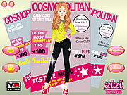 Cover Girl Dressup