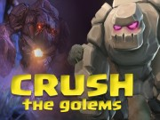 Crush The Golems