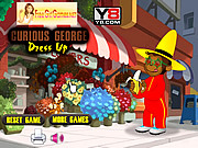 Curious George Dress Up