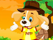 Cute Puppy Dressup