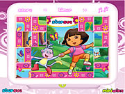 Dora The Explorer Mix-Up