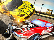 Demolition Derby Car Arena