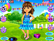 Dora Birthday Party Dressup