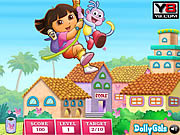 Dora the Explorer - Collect the Flower
