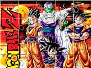 Dragon Ball Z Jigsaw