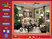 Family Room Hidden Objects