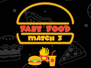 Fast Food Match 3