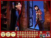 Find the Alphabets - Hotel Transylvania