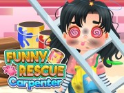 Funny Rescue Carpenter