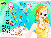 Gala Girl Make Up