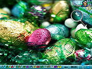 Hidden Numbers - Easter