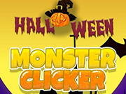 Halloween Monster Clicker
