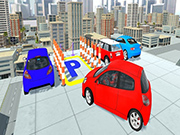Hard Car Parking Modern Drive Game