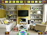 Hidden Objects-Living Home