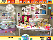 Hidden Objects-Makeover Room