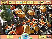 Hidden Objects-Pumpkin Show