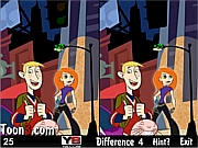 Kim Possible See The Difference