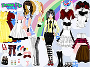 Lolita Fashion Girl
