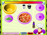 Make a perfect pizza with Chef.Rick