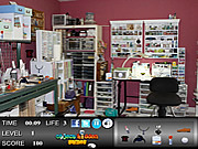 Makeover Room Hidden Objects