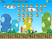 Mario World Invaders