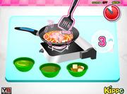 Massaman Kai Cooking Game