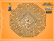 Maze Game - Game Play 6