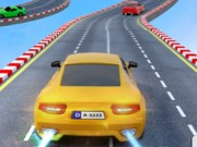 Mega Ramp Car Racing Stunts GT 3D