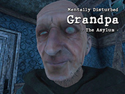 Mentally Disturbed Grandpa The Asylum