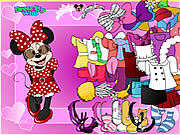 Minnie Mouse Dress Up