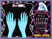 Monster High Manicure