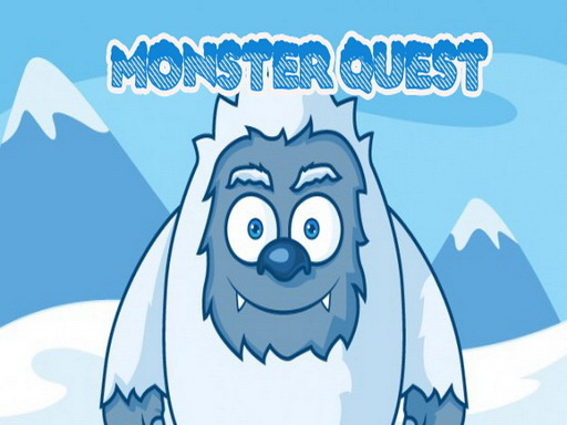 Monster Quest: Ice Golem