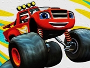 Monster Trucks Hidden Wheels