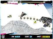 Motor Storm - Arctic Edge Avalanche Anarchy