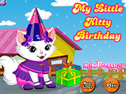 My Little Kitty Birthday