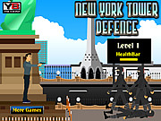 New York Tower Defence