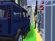 Offroad Hummer Uphill Jeep Driver Game