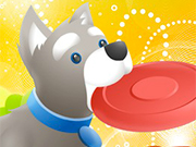 Pepper\'s Frisbee Fun