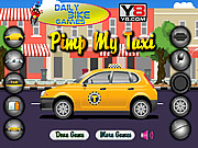 Pimp My Taxi Game
